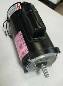 General Electric 5kcr39un2085 Jet Pump Motor 11 Ph 15 230v 2 Hp 3450 Rpm Class B