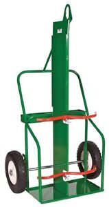 New Sumner 782496 Cylinder Cart W Lifting Eye Firewall