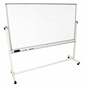 Luxor Mb7240 double Sided Magnetic White Board Mb7240ww