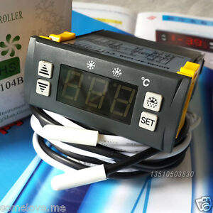 Digital Display Thermostat Sf 104 Temperature Controller temperature Regulator