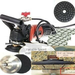 1 2 Bevel Bullnose Granite Wet Polisher Wet Grinder Wet Stone Granite Tile Saw