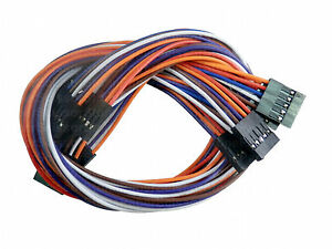 250x 30cm 5p Female f f Arduino Jumper Cable Cables Wire Wires Sensor Shields