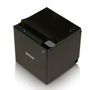 Epson Tm m30 Thermal Pos Printer Usb Lan Auto Cutter W ps C31ce95022