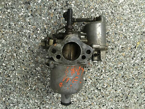 1967 Mgb Carburetor Su 748255 Original Oem