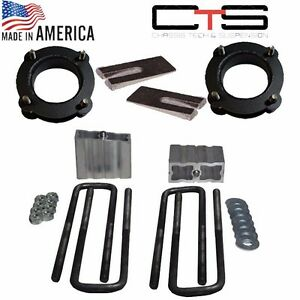 2005 2015 Toyota Tacoma 3 Front 3 Rear Lift Leveling Kit Alignment Shims