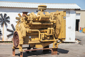 Caterpillar D353 Industrial Engine