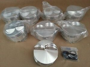 Small Block Ford Windsor Custom Pistons Bore 4 00 6cc Dish