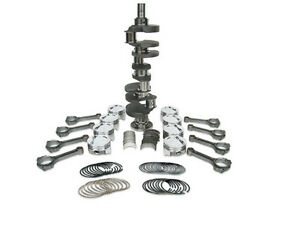 Ford 351 Cleveland 408ci Performance Stroker Kit W Dished Pistons