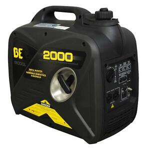 Be Pressure 2000 Watt Inverter Generator I2000l