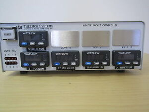 Svg Thermco 5 Position Heater Jacket Controller 604499 01 Used Vtr 7000