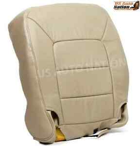 2003 2004 2005 2006 Ford Expedition Bottom Replacement Leather Seat Cover Tan