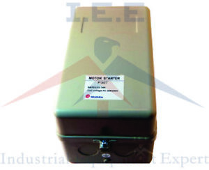5 Hp Single 1 Phase Magnetic Starter Motor Control New