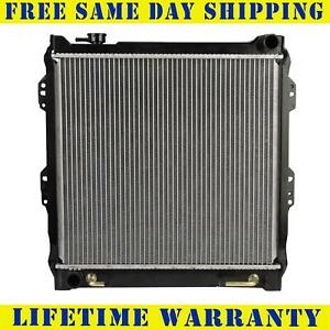 Radiator For Toyota Fits 4runner Pickup V6 3 0l 4wd 50