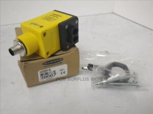 Banner Q45bb6fq5 38667 Photoelectric Infrared Sensor new In Box