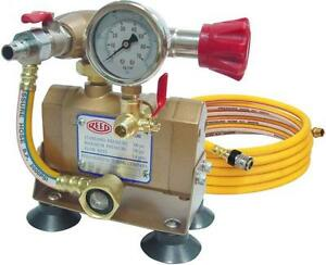 New Reed Dphtp500 Drill Powered Hydrostatic Test Pump W Case