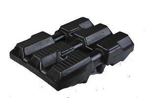 One 18 Bobcat T200 T630 T650 864 C Lug Rubber Track Track Size 450x86x52
