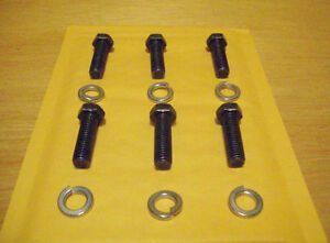 Ford C6 Transmission Bell Housing Bolt Kit With Lock Washers For A 460 Motor