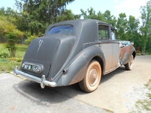 Project Bentley Parts Mk Vi R Type Continental Rolls Royce Dawn Wraith Shifter