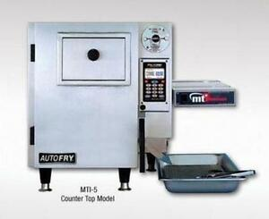 Autofry Ventless Automated Electric Fryer New Mti 5