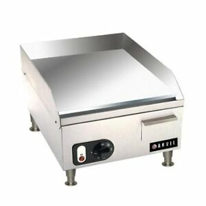 Vollrath Griddle Flat Top 14 Electric 110v New 40715