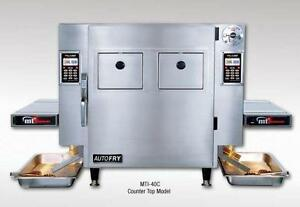 Autofry Ventless Automated Electric Fryer New Mti 40c