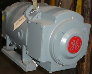 Ge 5 Hp Dc Eelctric Motor 1750 2400 Rpm m115
