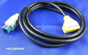 Verifone Mx 8xx 9xx Yellow Cable 23998 02 r