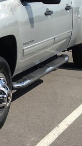 2011 Chevy 3500 Crew Cab Running Boards