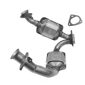 Catalytic Converter direct Fit Front Eastern Mfg 30475