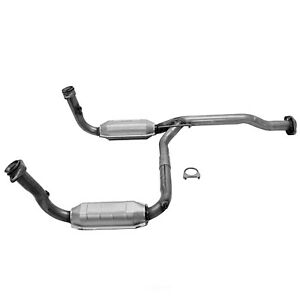 Catalytic Converter Direct Fit Eastern Mfg 20424 Fits 05 07 Jeep Liberty 3 7l V6