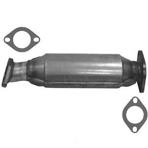 Catalytic Converter Direct Fit Rear Eastern Mfg 40706