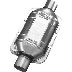 Catalytic Converter universal Rear front Eastern Mfg 83166