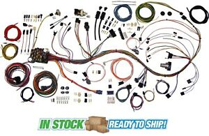 1969 1970 1971 1972 Chevy C10 Truck American Autowire Wiring Harness Kit 510089