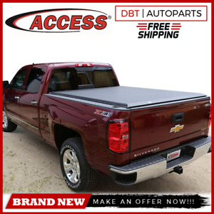 Access Literider Tonneau Cover For 2001 2005 Ford Explorer Sport Trac 4 2 Bed
