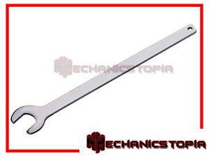 Bmw Ford Audi 32mm Open End Fan Clutch Nut Water Pump Pulley Wrench Holder Tool