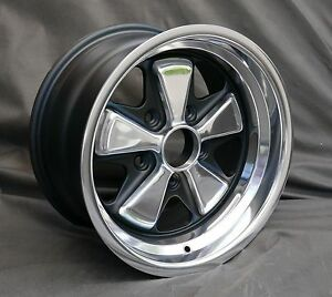 Maxilite Wheels For Porsche 911 914 6 924s 944 8x15 Rsr Anodised Look