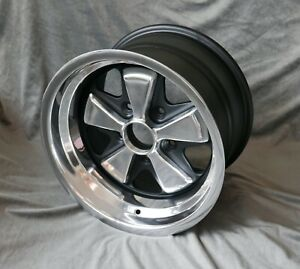 Maxilite Wheels For Porsche 911 914 6 924s 944 9x15 Anodised Look