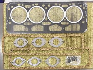 Leyland Nuffield Tractor Engine Upper Gasket Set 78g1330