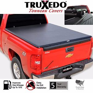 2014 2019 Chevy Silverado 5 8 Bed Truxedo Truxport Tonneau Cover Roll Up Bed