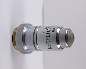 Zeiss Neofluar 16x Ph2 Phase Contrast 160mm Tl Microscope Objective