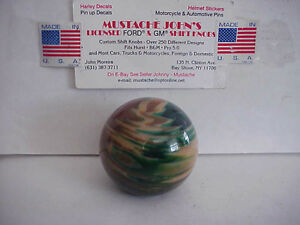 Camouflage Shift Knob 2 Dodge Chevrolet Ford Hot Rod Truck Motorcycle