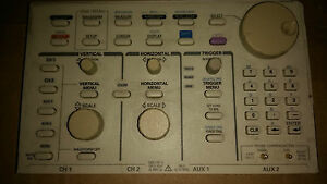 Tektronix 679 4801 00 Functional Panel For Tds 520d