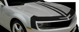Front Fascia Nose Hood Vinyl Graphics Decal For Chevy Camaro 2010 To 2013
