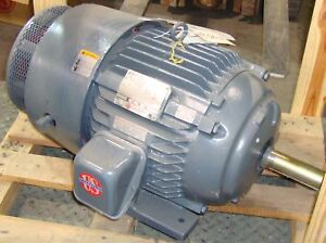 New Us Electrical Electric Motor Hp 10 Rpm 1180 9160lr