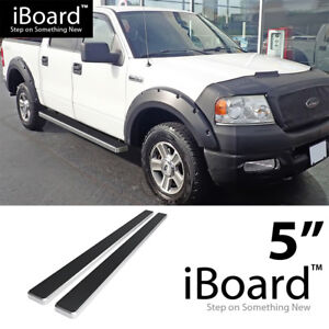 5 Eboard Running Boards Fit Ford F150 Supercrew Cab 04 08