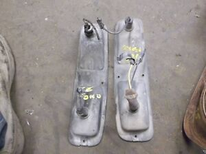 76 Ford Tail Light Buckets