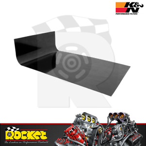 K N Pro Stock Bonnet Scoop Fibreglass Mount Tray Single Dual Carb Kn100 8514