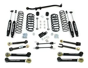 Teraflex Jeep Wrangler Tj Lj 3 Suspension Lift Kit W Flexarms 1456352