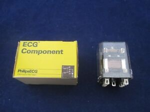 Philips Ecg Rly7845 Latching Relay New