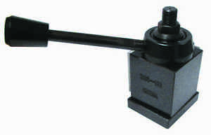 Series Bxa Wedge Type Quick Change Tool Post